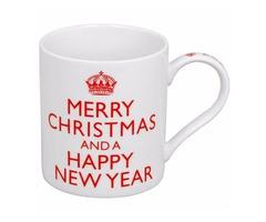 Чашки новогодние