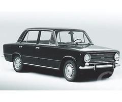 ВАЗ 2101 1972 года