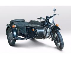 Продам мотоцикл МТ-10 з коляскою