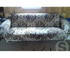 Продам диван-книжка и кресло-кровать