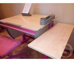 Продам парта-трансформер с сопутсвующими, стул СУТ 14-0