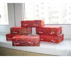 Продам 15 коробочек-шкатулочки