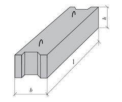 Блоки железобетонние ФБС-24-3-6т