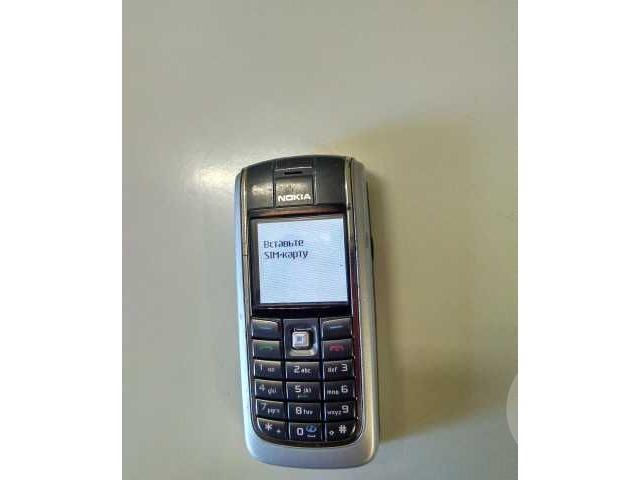 Продам сотовый телефон Nokia 6020 - 1/2