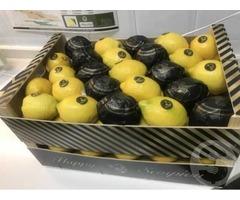 Лимоны из Испании