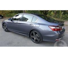 Honda Accord Sport 2.4