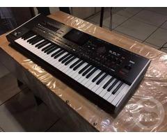 Профессиональный органи korg pa4x 61-key