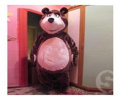 Ростовой костюм - медведь