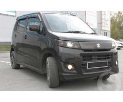 Suzuki Wagon R Stingray б/у первый хозяин