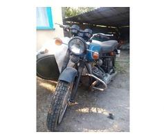 Мотоцикл Днепр. 1993 г.в. 1-карбюратор,экономный расход топлива