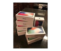 Apple iPhone X 256GB оригинал (новый)