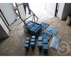 Вибростанок для производства керамзитоблоков