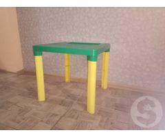 Детский столик пластмассовый в Киеве