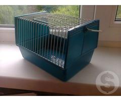 Продается клетка-переноска для грызунов