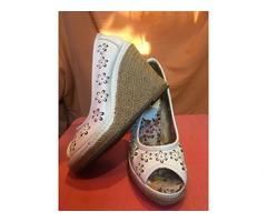 Резные туфли