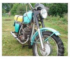 Мотоцикл ИЖ Юпитер-4