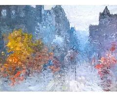 Відкриваємо виствку-продаж картин Тетяни Русакової