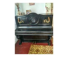 Продам антикварное немецкое пианино