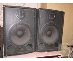 Продаю комплект муз.аппаратуры
