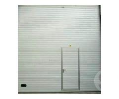 Подъёмно-секционные ворота