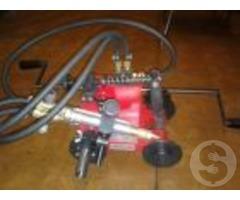 Машина для газовой резки стальных труб