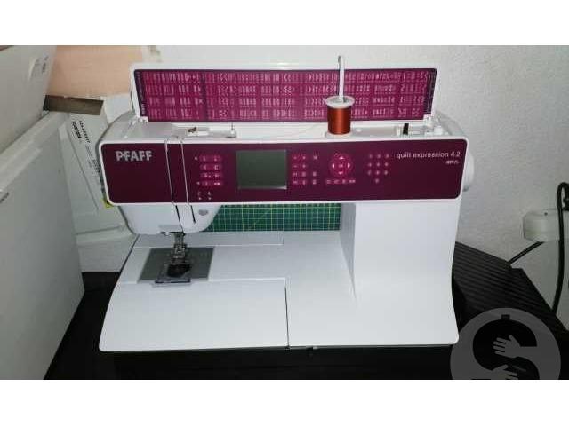 Продам швейную машину Pfaff Quilt Expression 4.2 - 1/1