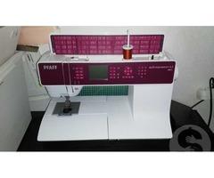Продам швейную машину Pfaff Quilt Expression 4.2