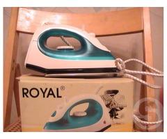 Продам утюг Royal R L 503