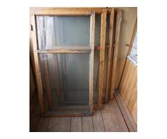 Продам оконные/ дверные рамы из дерева - Фото 2/2