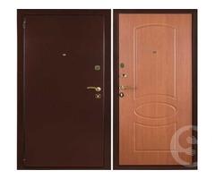 Дверь входная утепленная