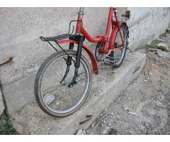 Продам складной велосипед Аист