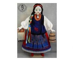 Кукла-украиночка