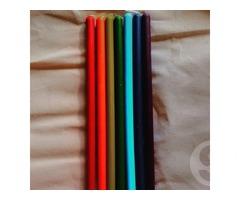 Свечи разноцветные