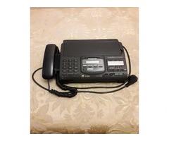 Продам телефон-факс Panasonic KX-F780BX